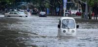 Al menos 87 muertos por las lluvias en China
