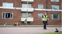 Muere en Suecia un niño de ocho años al ser alcanzada una vivienda por una granada