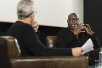 Steve McQueen presenta en la Academia su última película, 'Viudas'
