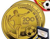Los campeones de Europa, de oro y plata