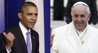 El Papa Francisco y Barack Obama se reunirán por primera vez en el Vaticano