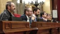 Torrent suspende el pleno sin votarse la investidura de Jordi Turull