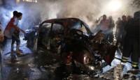 15 heridos por el atentado suicida con coche bomba en Beirut