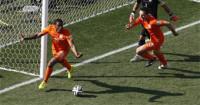 Holanda certifica el primer puesto ante Chile
