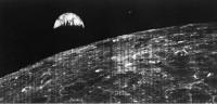 Medio siglo de la primera foto de la Tierra desde la Luna