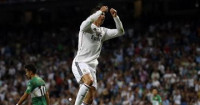 Real Madrid - Elche: El insaciable Cristiano (5-1)