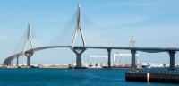 Hoy se inaugura en Cádiz el puente de la Constitución de 1812