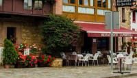 Restaurante La Portilla, en Celis, Cantabria
