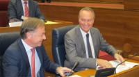 Fabra dice que el Consell se persona en casos de presunta corrupción cuando hay