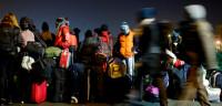 Comienza la evacuación de refugiados en la 'Jungla' de Calais