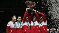 Federer hace historia y da la primera Copa Davis a Suiza