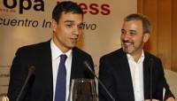 Sánchez acusa a Rajoy de potenciar el independentismo