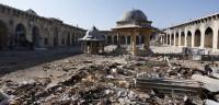 La guerra siria deja daños en 290 monumentos históricos