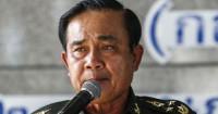 Golpe de Estado militar en Tailandia