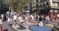 España recibió un 9,2% más de turistas internacionales hasta abril