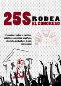 1.300 antidisturbios protegerán el Congreso desde esta noche ante la protesta del 25-S