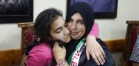 Israel libera a una palestina de 12 años tras dos meses y medio en prisión
