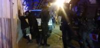 Segunda noche de altercados en el barrio barcelonés de Gràcia