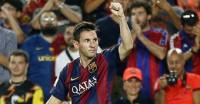Messi tumba al Elche y el nuevo Barça luce
