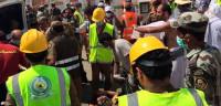 Una avalancha en La Meca deja 717 muertos