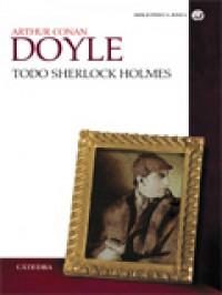 'Todo Sherlock Holmes' de Arthur Conan Doyle