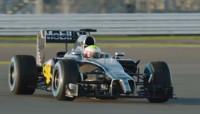 McLaren-Honda enseña el prototipo del posible coche de Fernando Alonso
