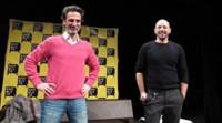 Ernesto Alterio y Chevi Muraday resisten con su danza interpretativa en 'El Desierto'