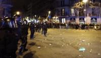 87 heridos leves en las manifestaciones tras la detención de Puigdemont