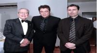 Gremio de actores latinos de EEUU premia trayectoria de Artur Balder