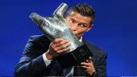 Cristiano Ronaldo, nombrado Mejor Jugador de Europa