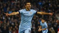 El 'Kun' da la vida al Manchester City