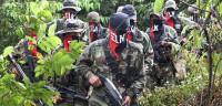 Capturan a ocho guerrilleros del ELN en el sur de Bolívar