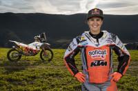 Laia Sanz confirma que correrá el Dakar tras superar una enfermedad