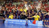 El Barça conquista la LNFS en la prórroga (3-6)