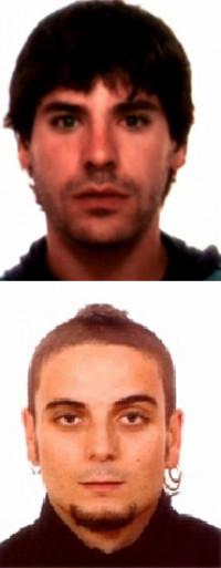 La policía francesa detiene a dos presuntos etarras