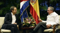 Zapatero defiende que su visita a Cuba pretende