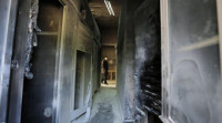 Un grupo de colonos judíos incendia un monasterio de la Iglesia Ortodoxa Griega en Jerusalén Este