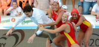 Las 'guerreras' del agua estarán en los Juegos de Río