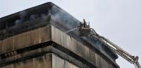 Un incendio destruye el Museo Nacional de Historia Natural de India