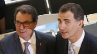 El Rey llama a enorgullecerse del catalán porque enriquece el patrimonio de España