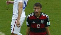 Muller deja a Alemania primera
