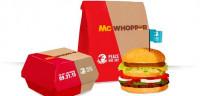 Burguer King propone a McDonald's crear un McWhopper por la paz