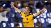 Málaga rasca un empate ante el Espanyol y el Betis no convence al Villamarín