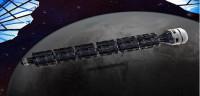 Solar Express, un tren espacial para viajar por el Sistema Solar