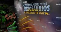 'Caminando entre dinosaurios' arrasa en su llegada a España