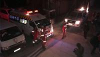 Arranca el proceso de evacuación de enfermos en estado grave desde Ghuta Oriental hacia Damasco