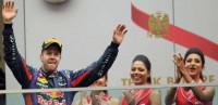 Vettel reina en La India y se proclama campeón del mundo por cuarta vez