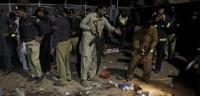 15 detenidos por su presunta relación con el atentado en Pakistán