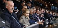 La Princesa Leonor presencia su primer gran acontecimiento deportivo