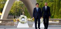 Obama llama desde Hiroshima a